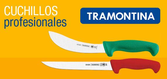cuchillos profesionales tramontina